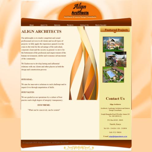 Align Architects